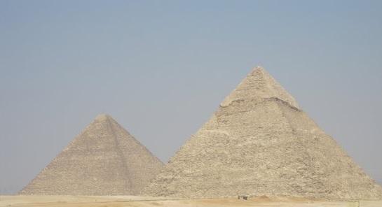 Piramides hechas por esclavos